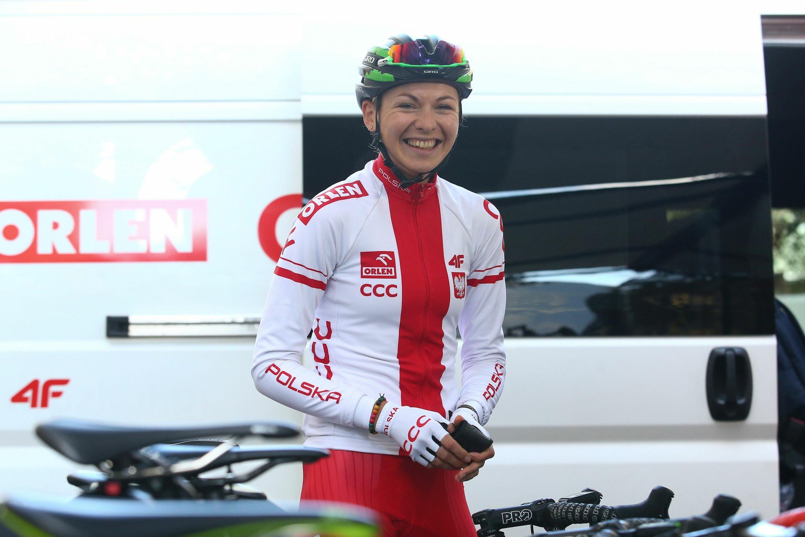Tokio 2020. Anna Plichta blisko medalu na igrzyskach. Wyniki wyścigu kolarek