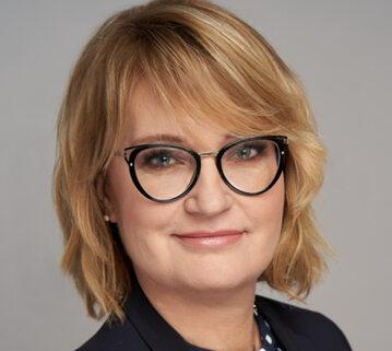 Anna Wardecka, dyrektor Biura Zarządzania Kadrami w PZU