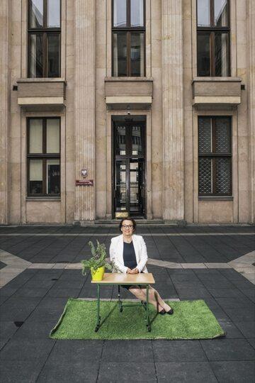 Anna Zalewska: na maturze zmniejszymy udział zadań testowych na rzecz pytań otwartych