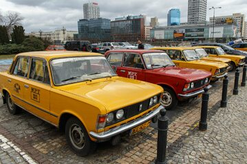 Anonimowe taksówki w Warszawie