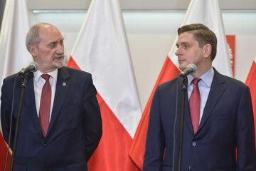 Antoni Macierewicz, Bartosz Kownacki