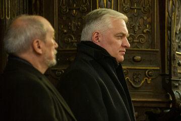 Antoni Macierewicz i Jarosław Gowin