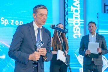 Antoni Żarski, dyrektor generalny Bristol Myers Squibb