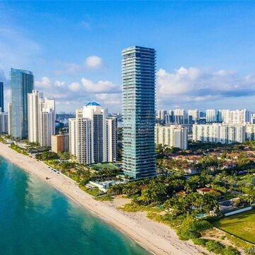 Apartament kupiony przez Lionela Messiego na Florydzie