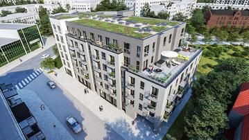 Apartamentowiec, zdjęcie ilustracyjne