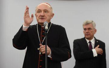 Arcybiskup warszawski, kardynał Kazimierz Nycz