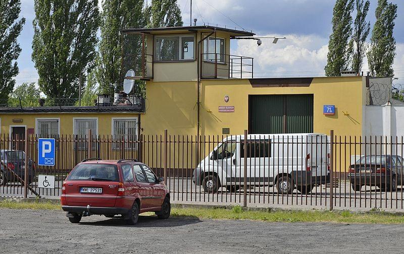 Areszt Śledczy Warszawa-Grochów