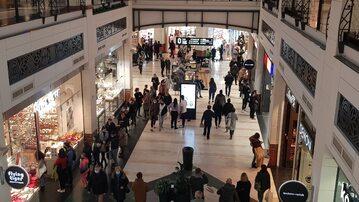 Arkadia, warszawska galeria handlowa, fot. Tomasz Ozdoba/Newspix