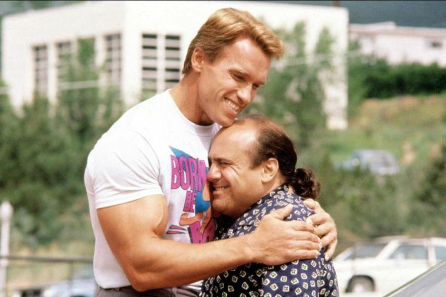 Arnold Schwarzenegger i Danny DeVito