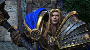 Arthas w Warcraft 3: Reforged