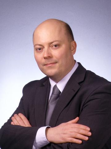 Artur Derela, dyrektor Courtyard by Marriott Warsaw Airport