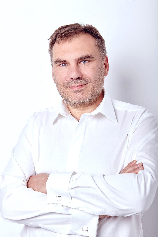 Artur Paszko, prezes zarządu Kraków Nowa Huta Przyszłości SA.