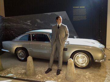 Aston Martin DB5 i James Bond