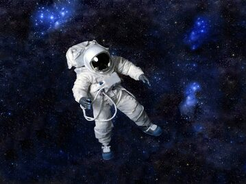Astronauta, zdjęcie ilustracyjne