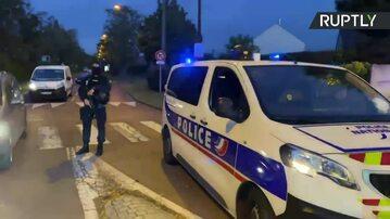 Atak dżihadysty pod Paryżem