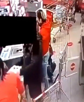 Atak na kobietę w Lesznie