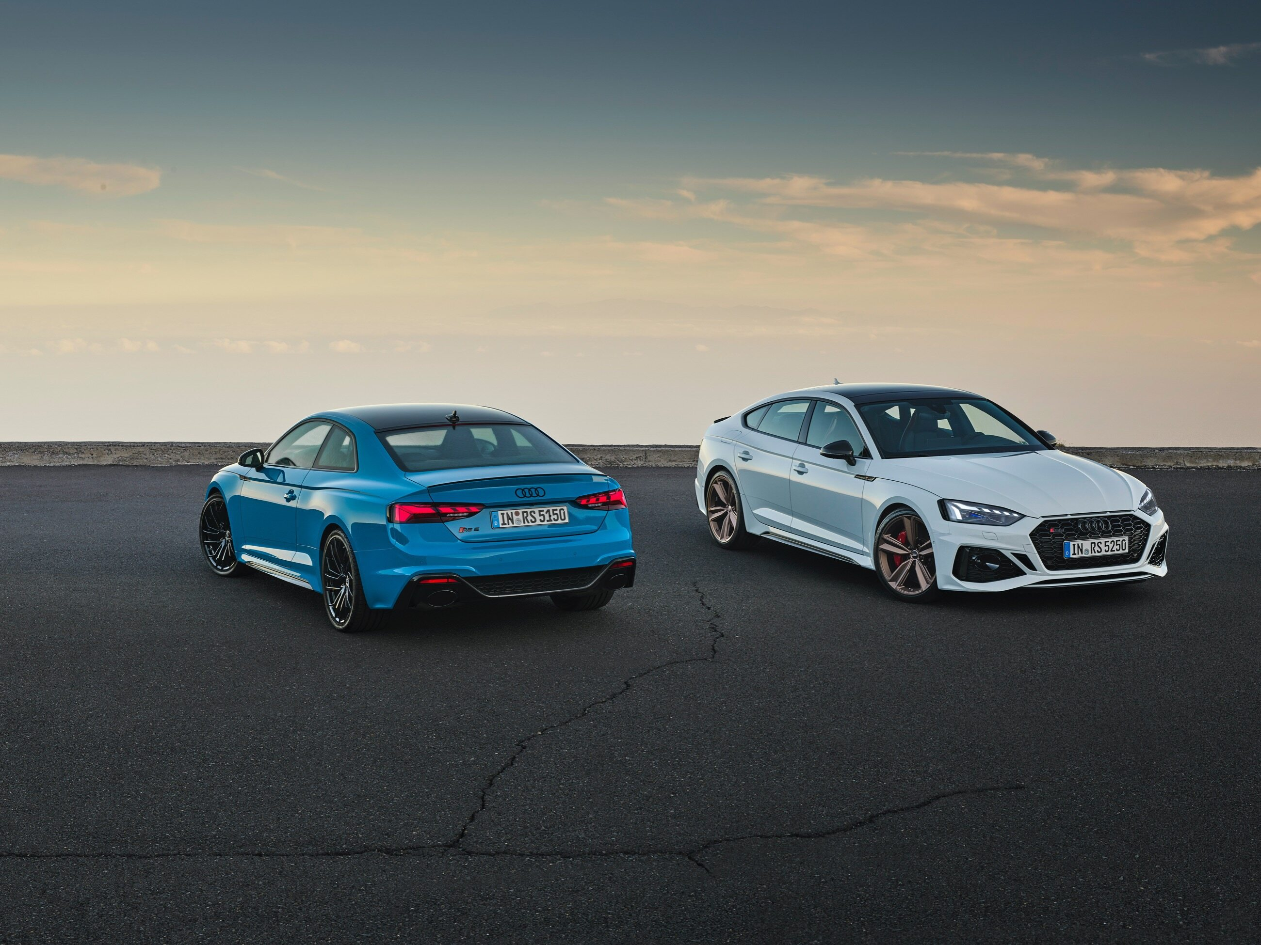 Audi RS 5 Coupé/Audi RS 5 Sportback