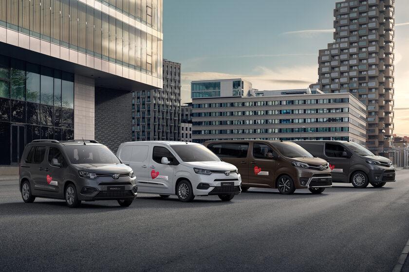 Auta dla szpitalu od Toyota Motor Poland