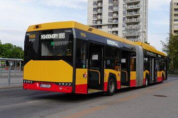 Autobus firmy Arriva