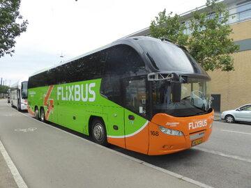 Autobus FlixBus, zdjęcie ilustracyjne