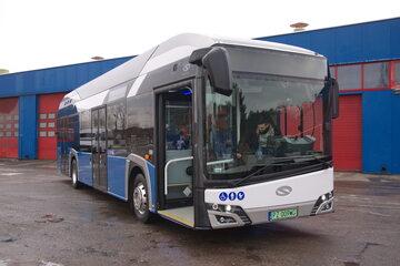 Autobus wodorowy w Koninie