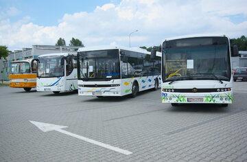 Autobusy marki Autosan
