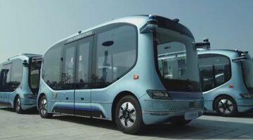 Autobusy w Zhengzhou