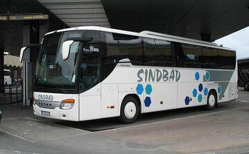 Autokar firmy Sindbad