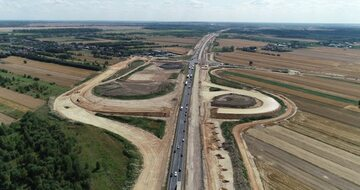 Autostrada A1 w budowie