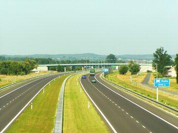 Autostrada A2 w woj. wielkopolskim