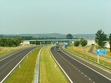 Autostrada A2 w województwie wielkopolskim