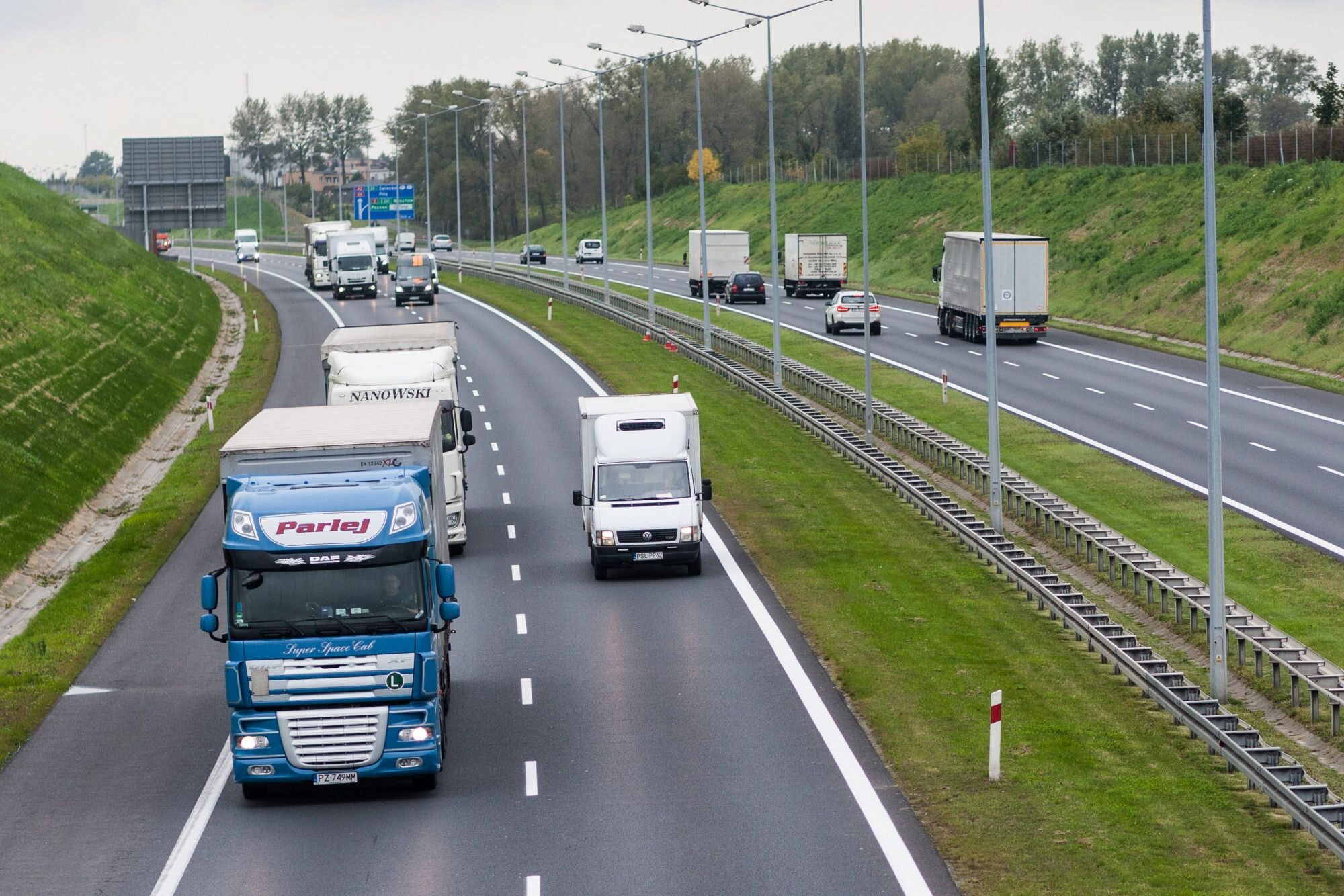 Autostrada A2, zdj. ilustracyjne