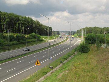 Autostrada A4, zdjęcie ilustracyjne