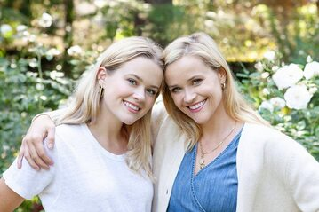 Ava Elizabeth Phillippe i Reese Witherspoon