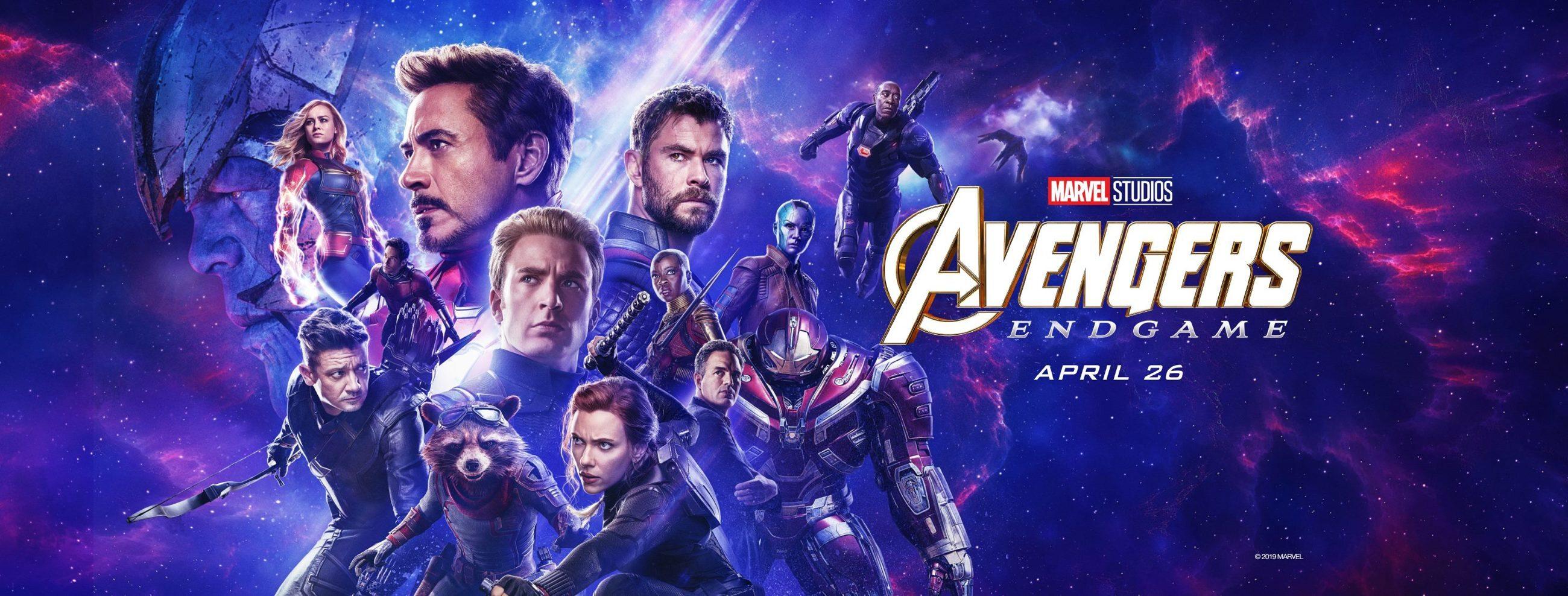 """Avengers: Koniec Gry"", plakat"