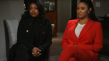 Azriel Clary i Joycelyn Savage w wywiadzie dla CBS
