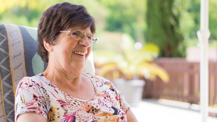Babcia, zdj. ilustracyjne