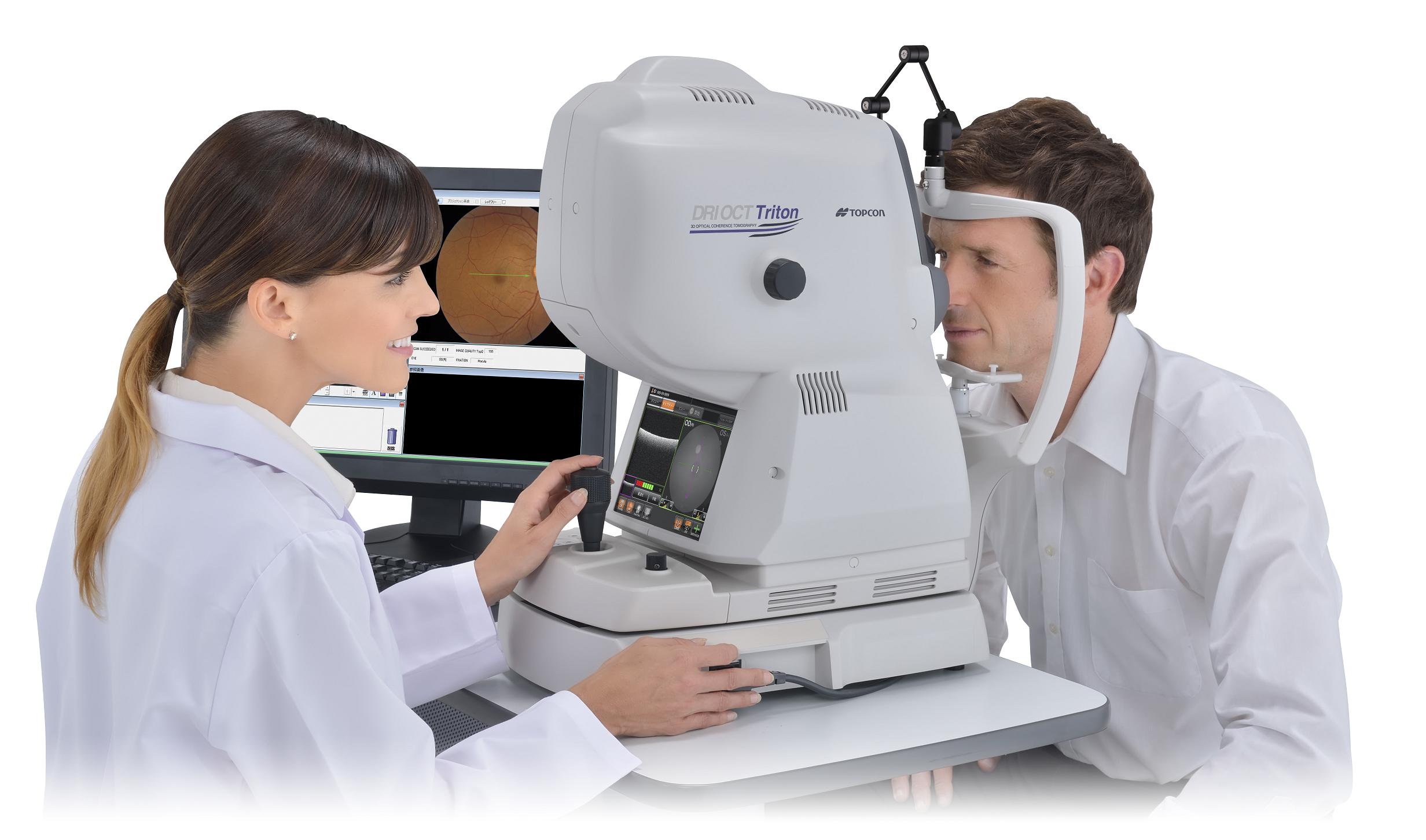 Badanie profilaktyczne wzroku