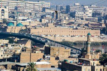 Bagdad, zdjęcie ilustracyjne
