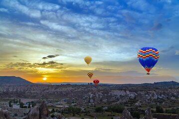 Balony, zdjęcie ilustracyjne