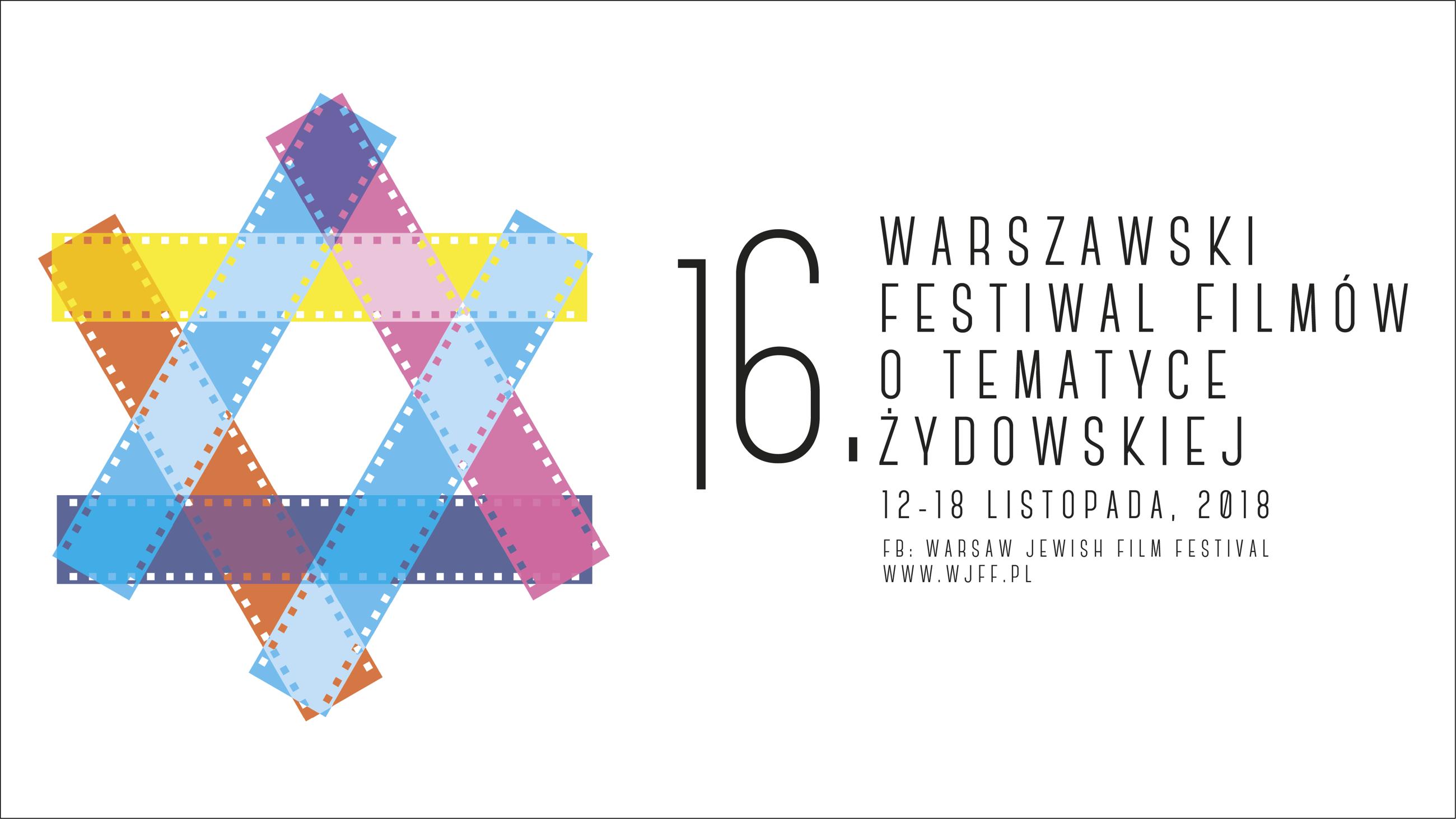 baner 16. Warsaw Jewish Film Festival