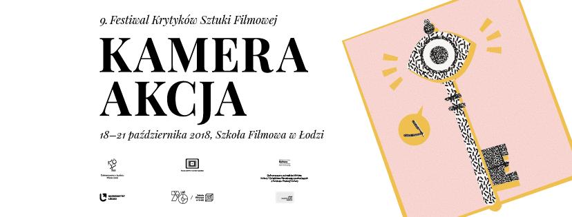 baner 9 edycji Festiwalu Kamera Akcja