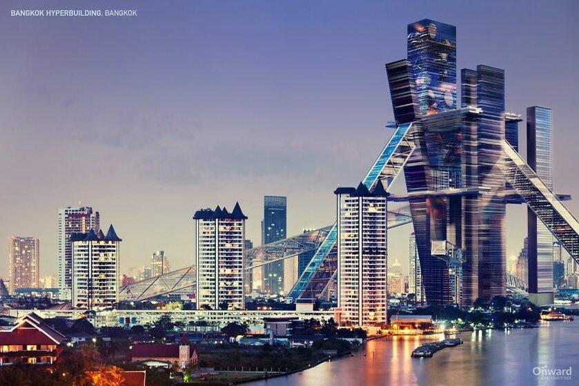 Bangkok Hyperbuilding