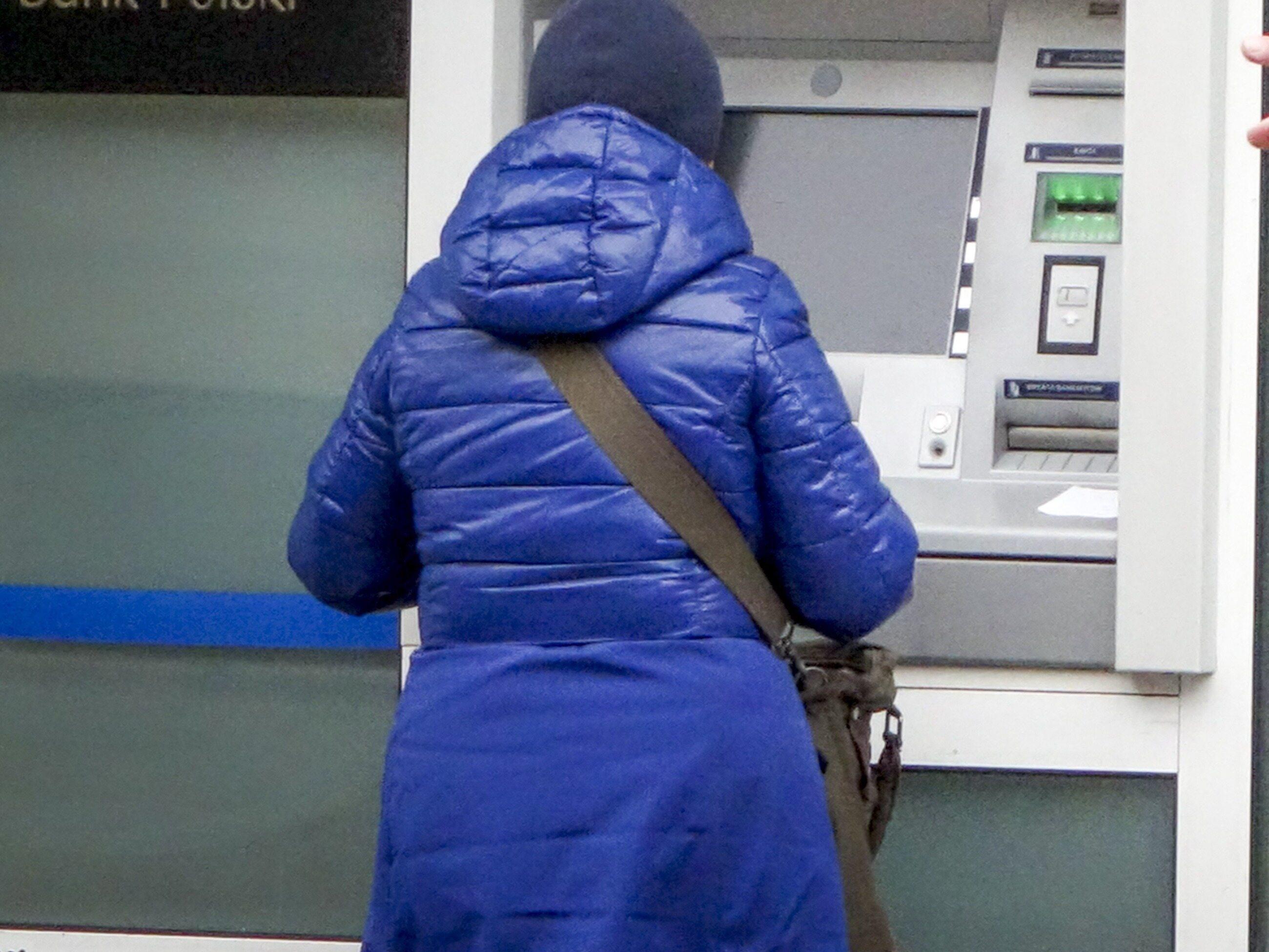 Bankomat – zdjęcie ilustracyjne
