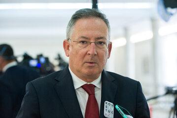Bartłomiej Sienkiewicz w Sejmie