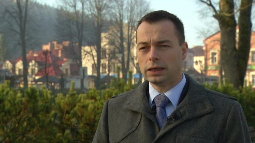 Bartosz Romowicz, burmistrz Ustrzyk Dolnych