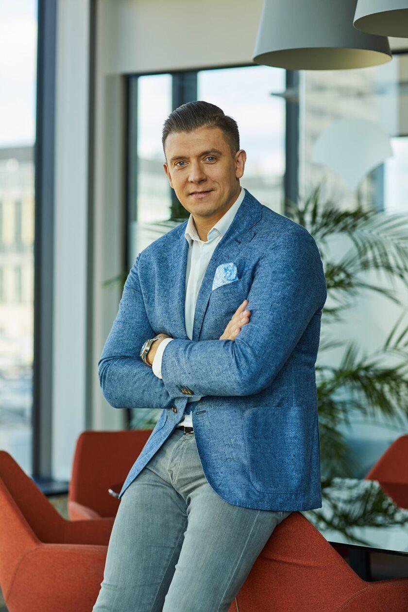 Bartosz Tomczyk, przewodniczący rady nadzorczej polskiego fintechu Provema