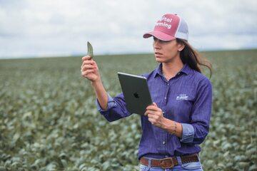 BASF stawia sobie ambitne cele w zakresie zrównoważonego rozwoju dla rolniczej części swojej działalności