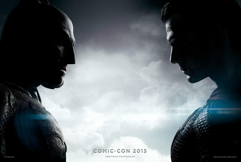 Batman V Superman: Dawn of Justice - plakat