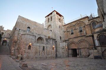 Bazylika Grobu Świętego w Jerozolimie